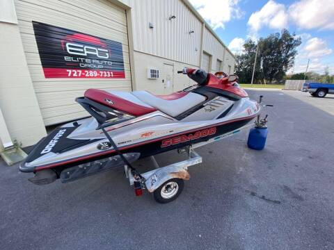 2005 Sea-Doo RXT for sale at Elite Auto Group LLC in Pinellas Park FL