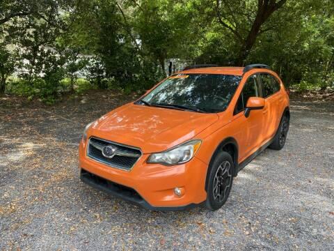 2014 Subaru XV Crosstrek for sale at Royal Auto Mart in Tampa FL