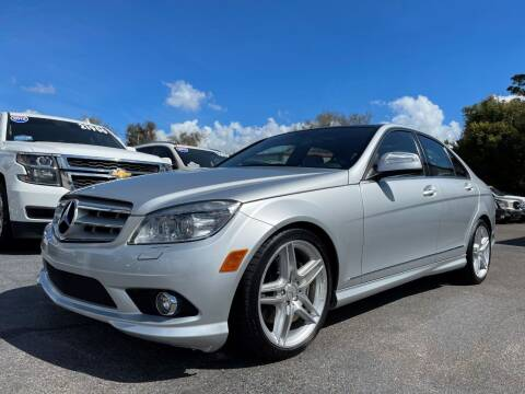 2008 Mercedes-Benz C-Class for sale at Upfront Automotive Group in Debary FL