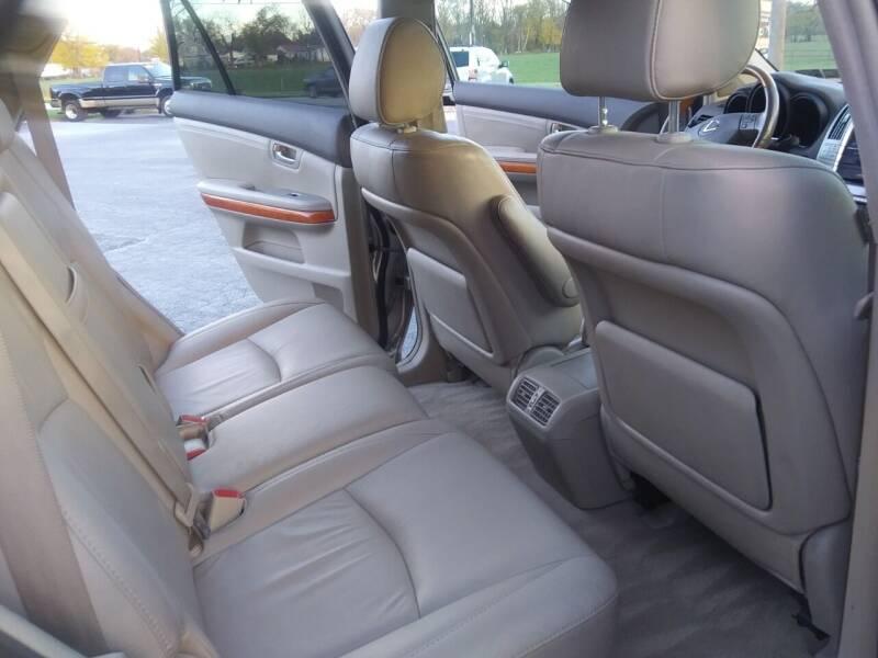 2007 Lexus RX 350 AWD 4dr SUV - Hanover PA