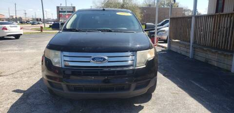2008 Ford Edge for sale at Anthony's Auto Sales of Texas, LLC in La Porte TX