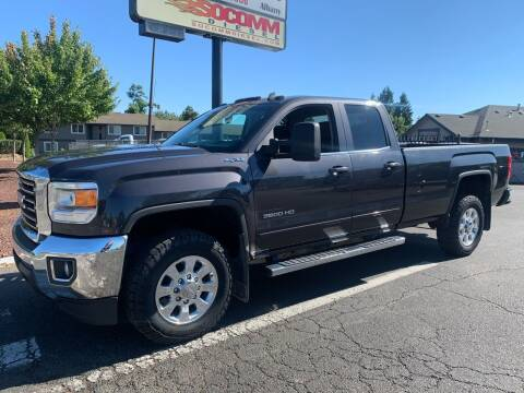 2015 GMC Sierra 3500HD for sale at South Commercial Auto Sales in Salem OR