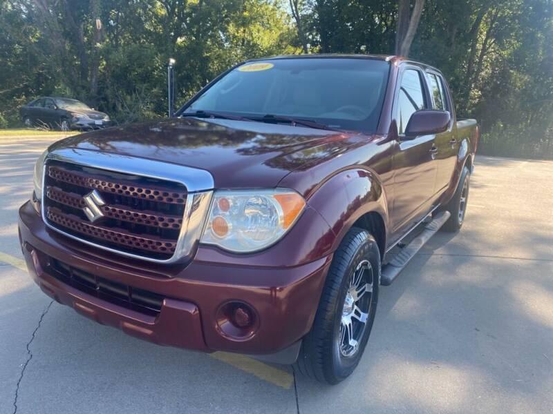 2009 Suzuki Equator for sale in Mckinney, TX