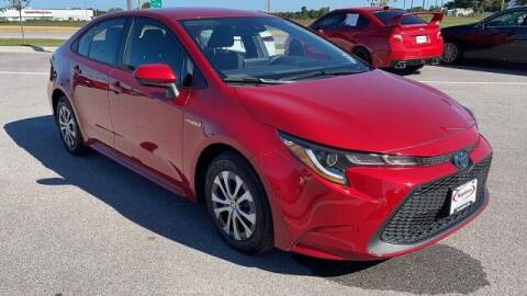 2020 Toyota Corolla Hybrid for sale at Napleton Autowerks in Springfield MO