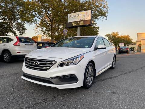 2017 Hyundai Sonata for sale at All Star Auto Sales and Service LLC in Allentown PA