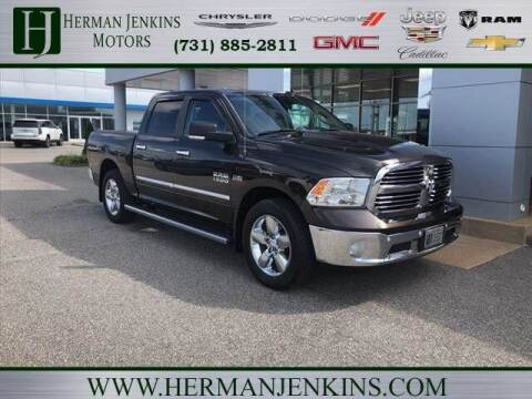 2016 RAM Ram Pickup 1500 for sale at CAR MART in Union City TN