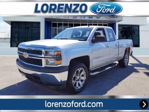 2014 Chevrolet Silverado 1500 for sale at Lorenzo Ford in Homestead FL