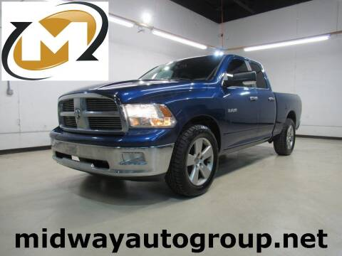 2010 Dodge Ram Pickup 1500 for sale at Midway Auto Group in Addison TX