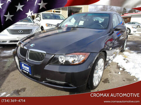 2006 BMW 3 Series for sale at Cromax Automotive in Ann Arbor MI