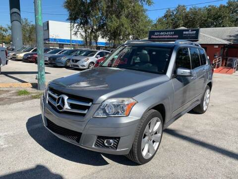 2011 Mercedes-Benz GLK for sale at Prime Auto Solutions in Orlando FL
