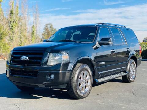 2007 Ford Expedition for sale at Silmi Auto Sales in Newark CA