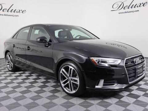 2018 Audi A3 for sale at DeluxeNJ.com in Linden NJ
