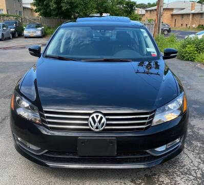 2014 Volkswagen Passat for sale at Select Auto Brokers in Webster NY