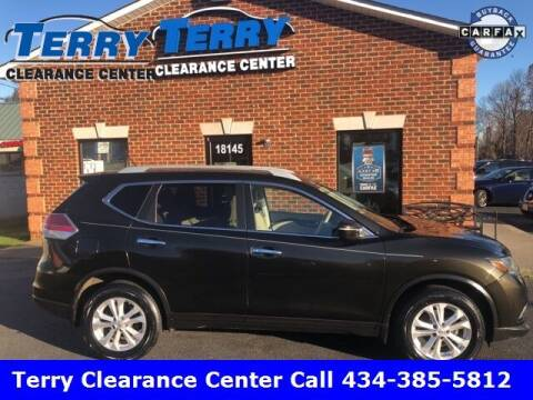 2014 Nissan Rogue for sale at Terry Clearance Center in Lynchburg VA