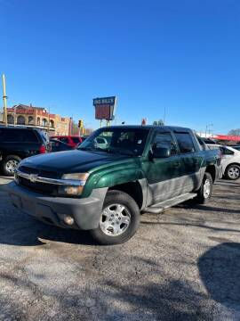 2002 Chevrolet Avalanche for sale at Big Bills in Milwaukee WI