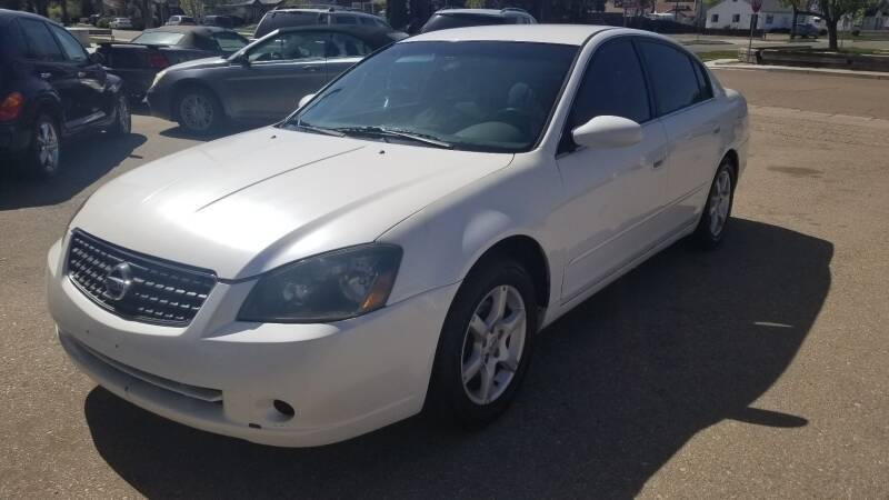 2005 Nissan Altima for sale at MQM Auto Sales in Nampa ID