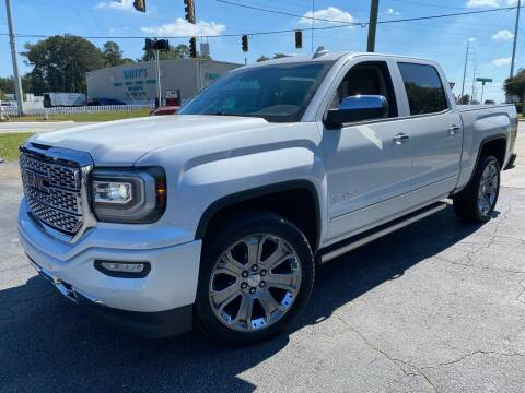2017 GMC Sierra 1500 for sale at Lux Auto in Lawrenceville GA