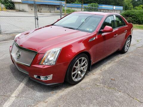 2009 Cadillac CTS for sale at GEORGIA AUTO DEALER, LLC in Buford GA