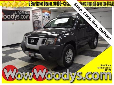 2014 Nissan Xterra for sale at WOODY'S AUTOMOTIVE GROUP in Chillicothe MO