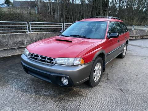 1999 Subaru Legacy for sale at Zipstar Auto Sales in Lynnwood WA