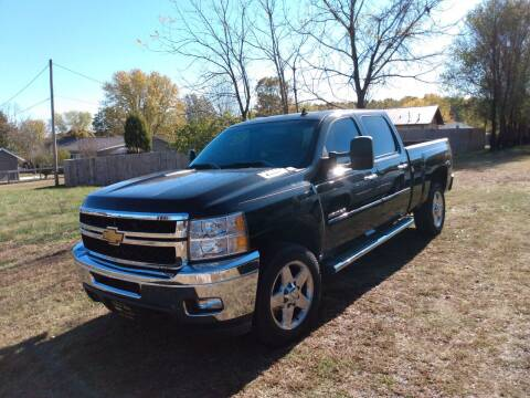 2012 Chevrolet Silverado 2500HD for sale at LEWIS AUTO in Mountain Home AR