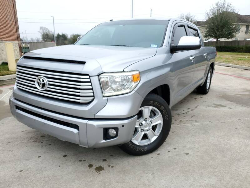 2014 Toyota Tundra for sale at AUTO DIRECT in Houston TX