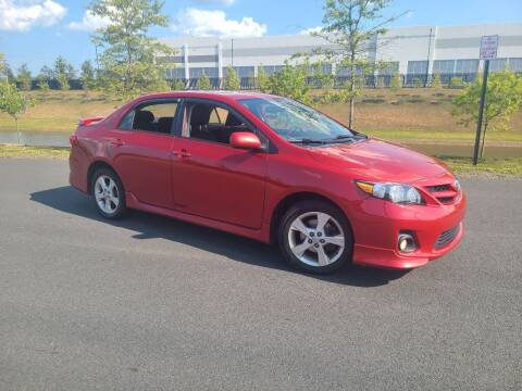 2011 Toyota Corolla for sale at Lexton Cars in Sterling VA