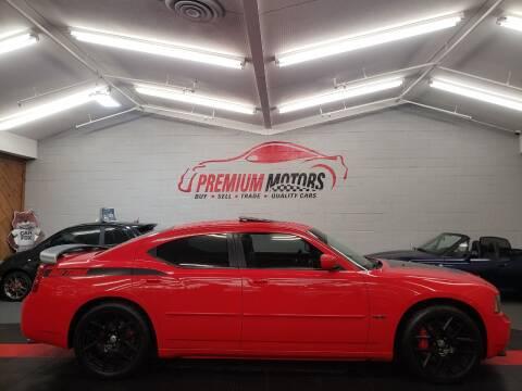 2006 Dodge Charger for sale at Premium Motors in Villa Park IL