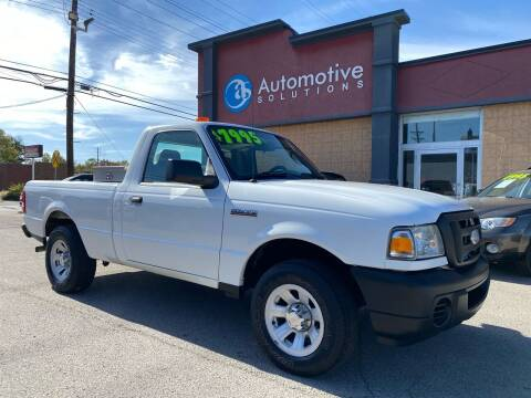 2008 Ford Ranger for sale at Automotive Solutions in Louisville KY