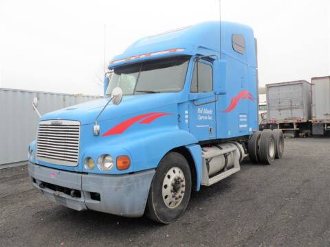 2002 Freightliner CenturyST for sale at Recovery Team USA in Slatington PA