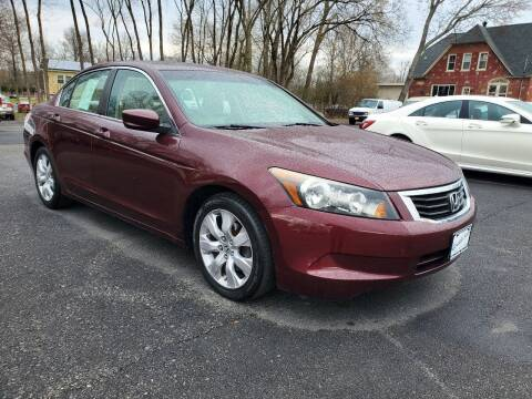 2010 Honda Accord for sale at AFFORDABLE IMPORTS in New Hampton NY