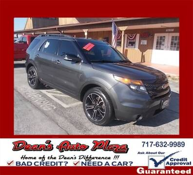 2015 Ford Explorer for sale at Dean's Auto Plaza in Hanover PA