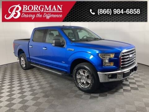 2015 Ford F-150 for sale at BORGMAN OF HOLLAND LLC in Holland MI