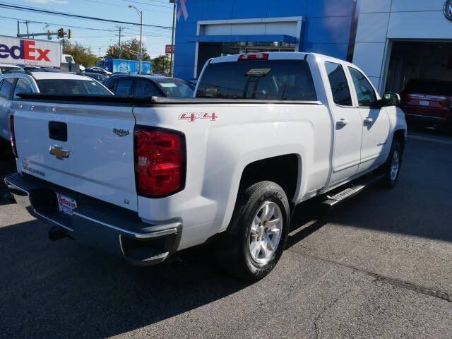 2017 Chevrolet Silverado 1500 4WD Double Cab 143.5 LT w/1LT - East Rutherford NJ