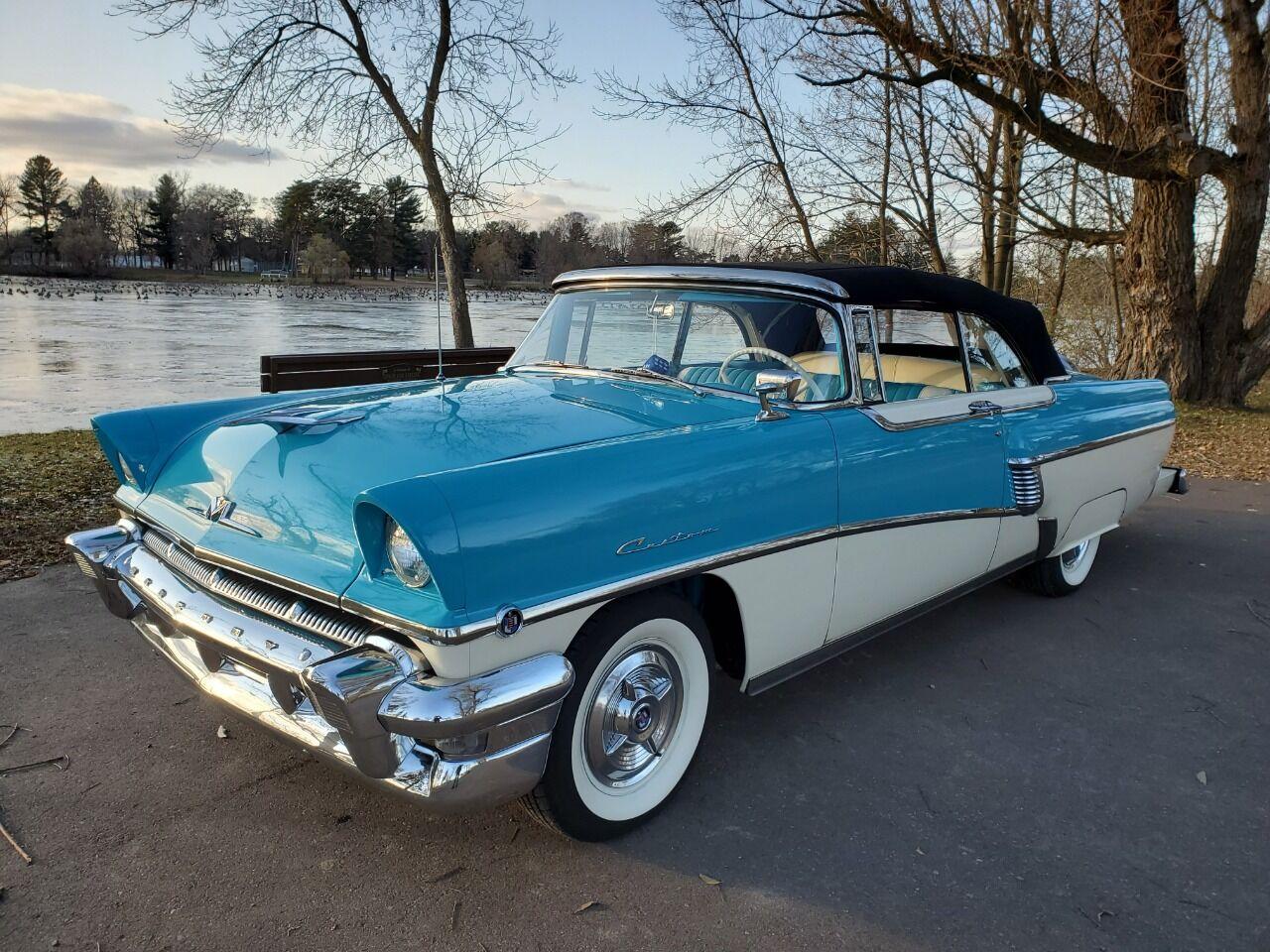 1956 Mercury Custom 5