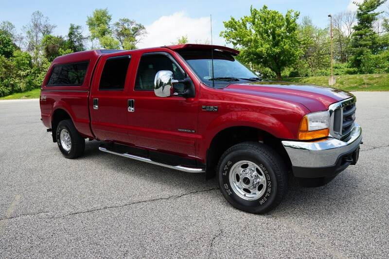 2001 Ford F-250 Super Duty for sale at PA Motorcars in Conshohocken PA