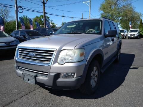 2006 Ford Explorer for sale at P J McCafferty Inc in Langhorne PA