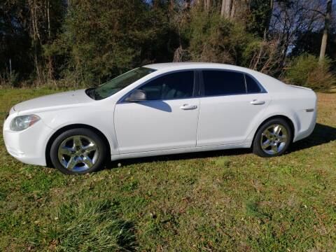 2010 Chevrolet Malibu for sale at A-1 Auto Sales in Anderson SC