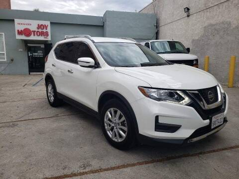 2017 Nissan Rogue for sale at Joy Motors in Los Angeles CA