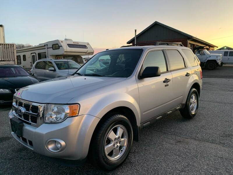 2011 Ford Escape for sale at CT Auto Center Sales in Milford CT
