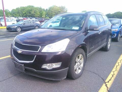 2009 Chevrolet Traverse for sale at Franklyn Auto Sales in Cohoes NY