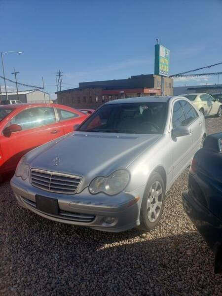 2005 Mercedes-Benz C-Class for sale at DK Super Cars in Cheyenne WY