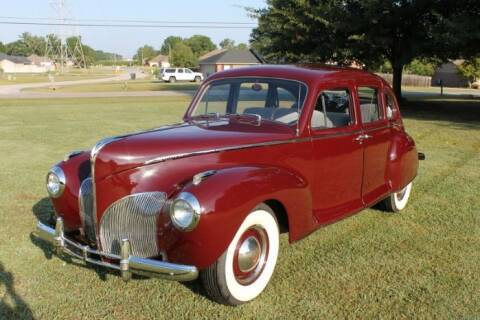 1941 Lincoln Zephyr for sale at Classic Car Deals in Cadillac MI