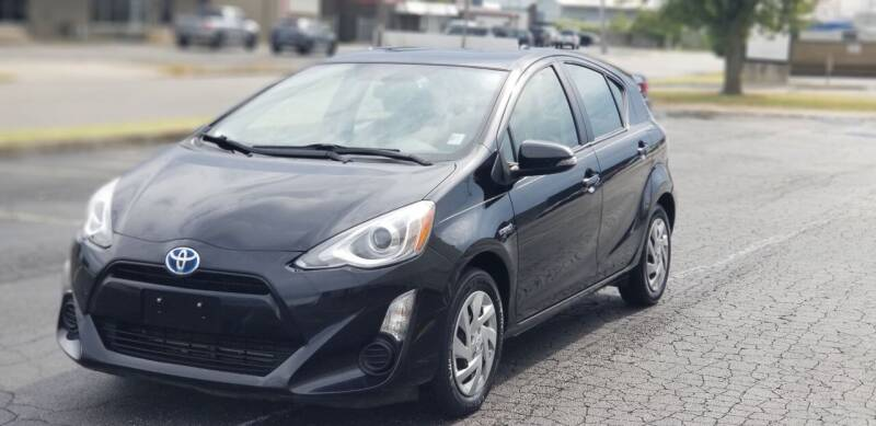 2015 Toyota Prius c for sale at Vision Motorsports in Tulsa OK