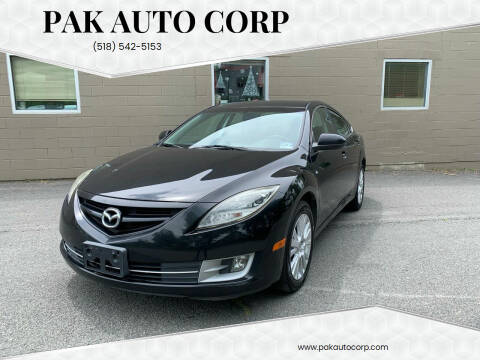 2010 Mazda MAZDA6 for sale at Pak Auto Corp in Schenectady NY