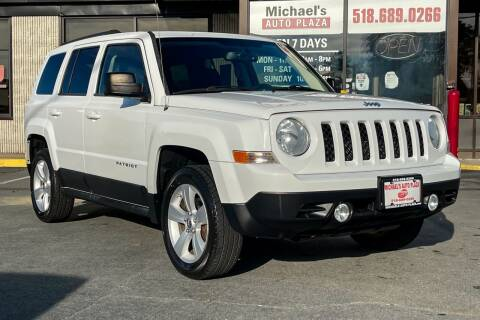 2012 Jeep Patriot for sale at Michael's Auto Plaza Latham in Latham NY