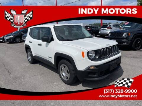 2017 Jeep Renegade for sale at Indy Motors Inc in Indianapolis IN