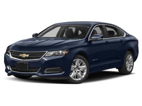 2016 Chevrolet Impala for sale at Sundance Chevrolet in Grand Ledge MI