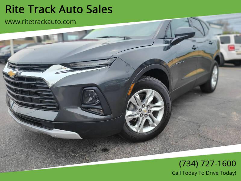 2020 Chevrolet Blazer for sale in Wayne, MI