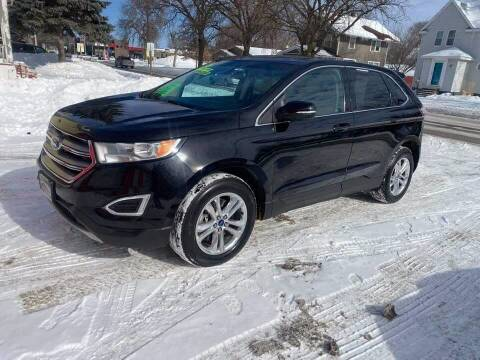 2016 Ford Edge for sale at BROTHERS AUTO SALES in Hampton IA